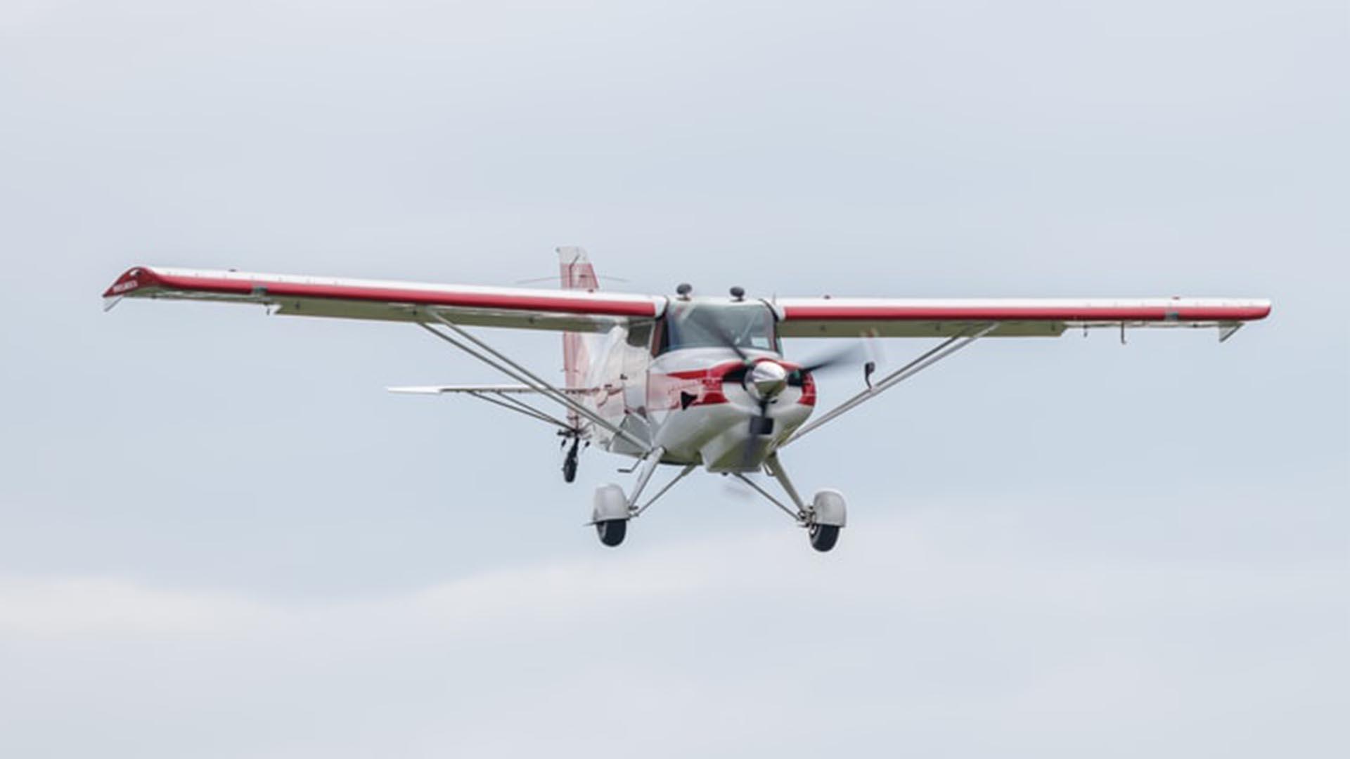 pilot training abroad