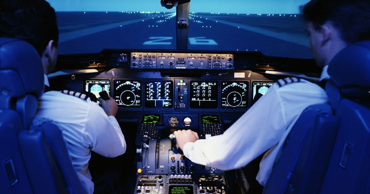 10 of the best things about being a Aircraft pilot