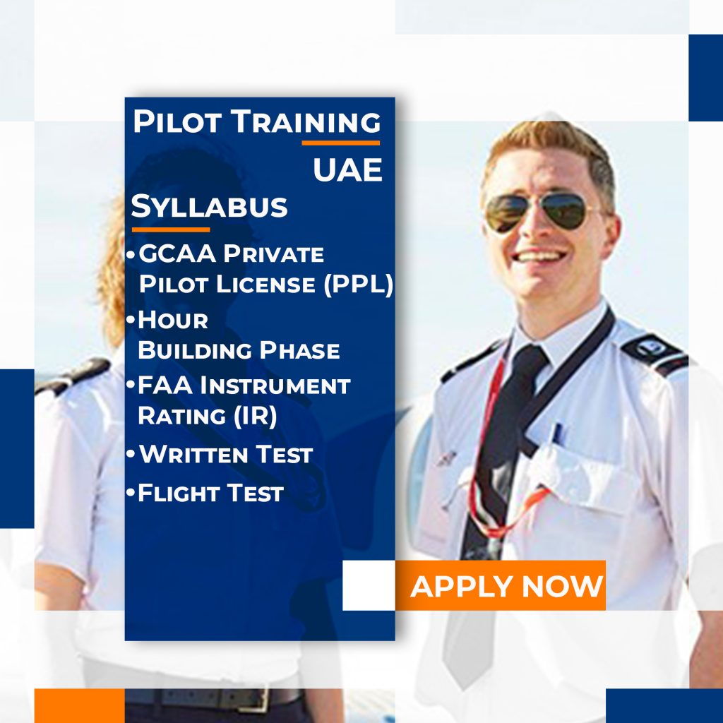 How to become a Pilot in UAE (United Arab Emirates) 2021