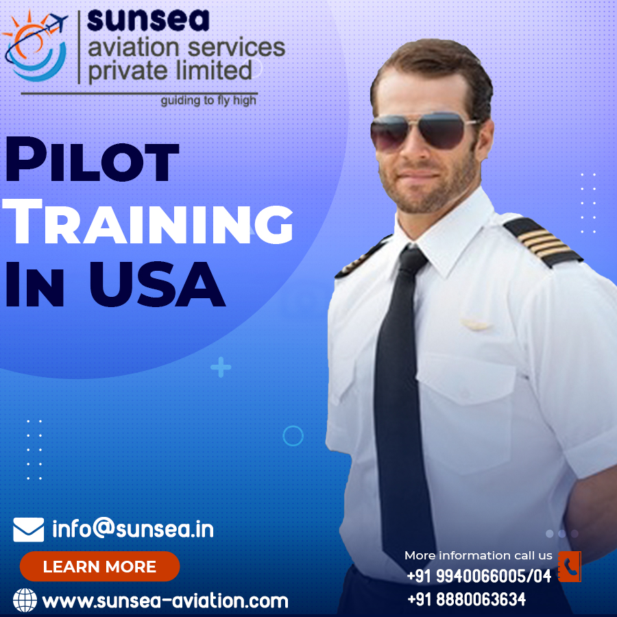 How to Become a Commercial Airline Pilot In USA