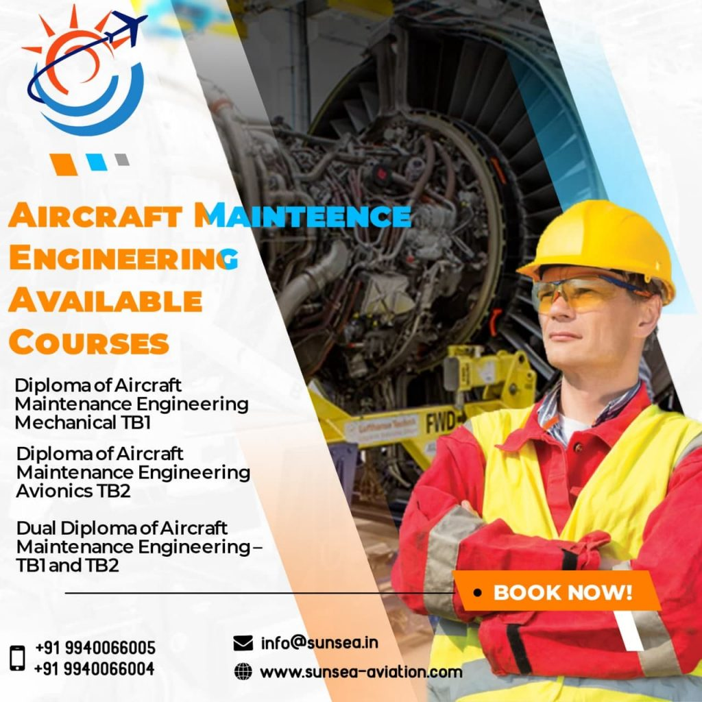 Study ame with Sunsea Aviation